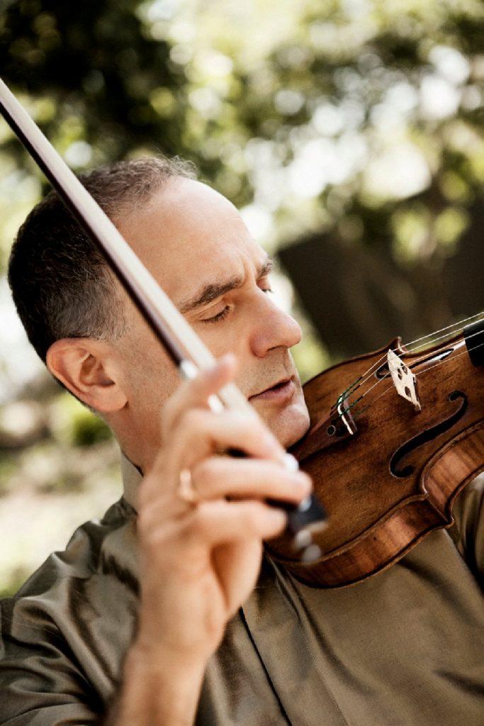 Mark Kaplan, violin | Jonathan Wentworth Associates, Ltd